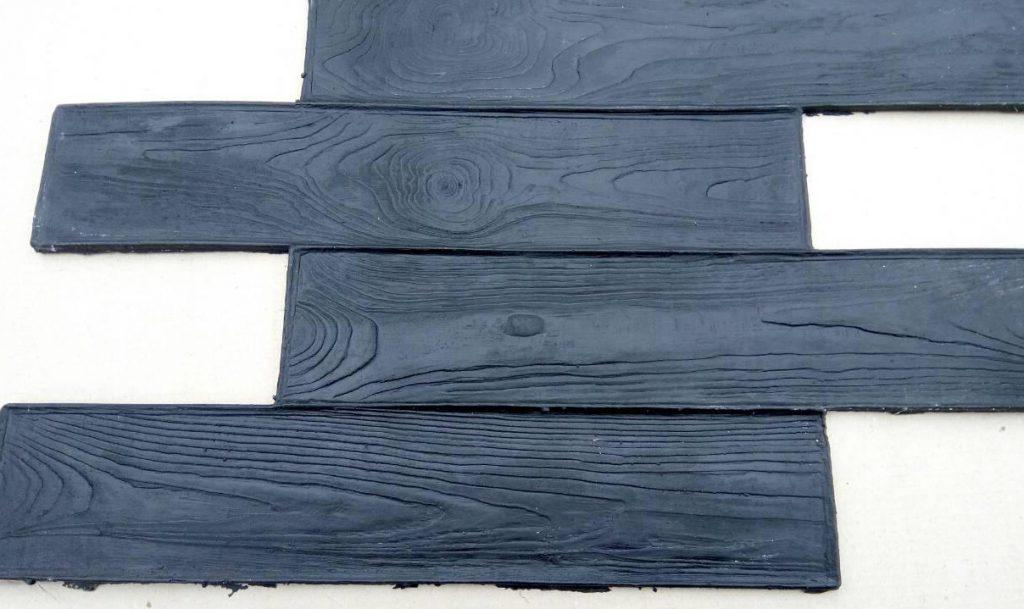 полиуретановый штамп для печатного бетона