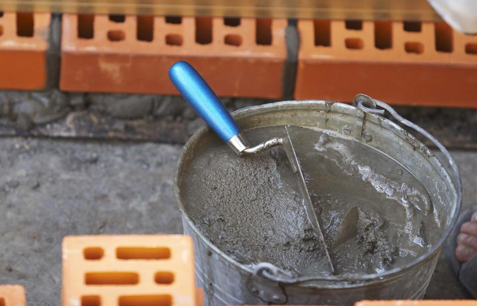 приготовление жаростойкого цемента своими руками