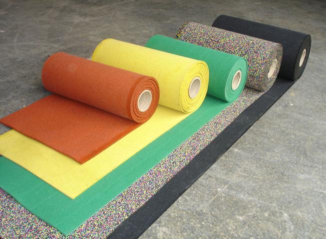 разнообразие подложек на бетон под линолеум