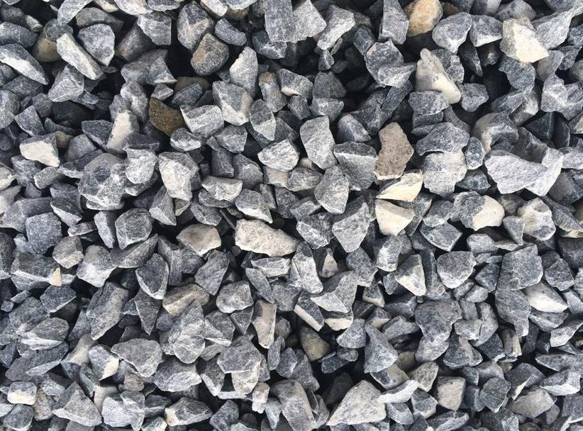щебень для замеса бетона ведрами