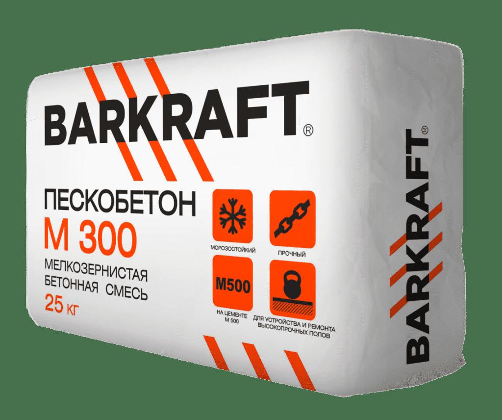 смесь для производства пескобетона м300