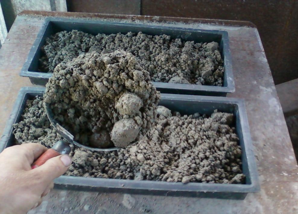 состав раствора для бетонной плитки