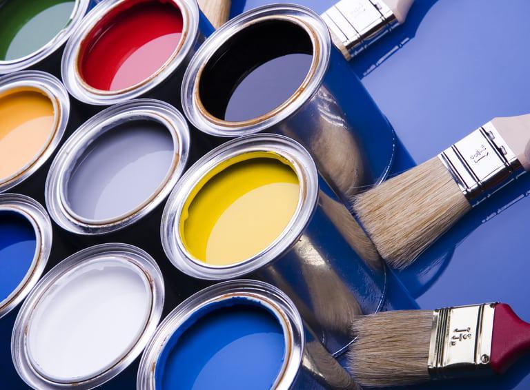 выбор типа краски для бетона