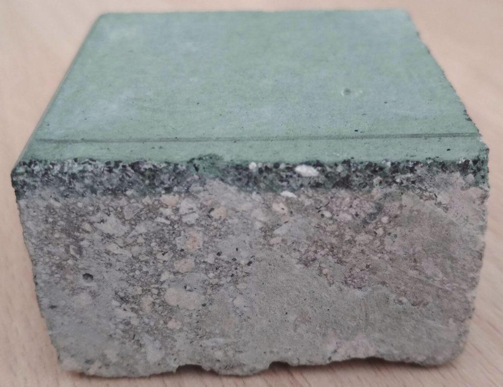 бетон упрочненный топпингом