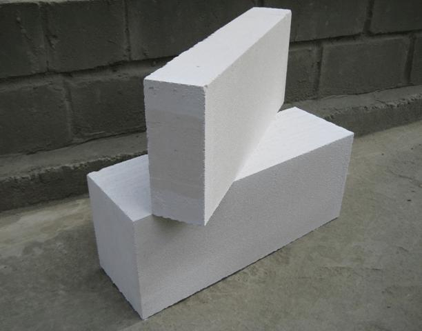 геометрия газобетонных блоков