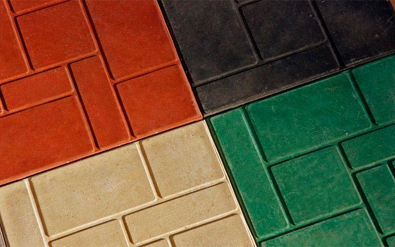 характеристики полимерпесчаной тротуарной плитки