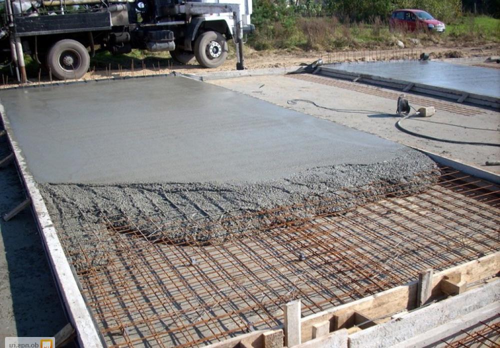использование цемента М200 в строительстве