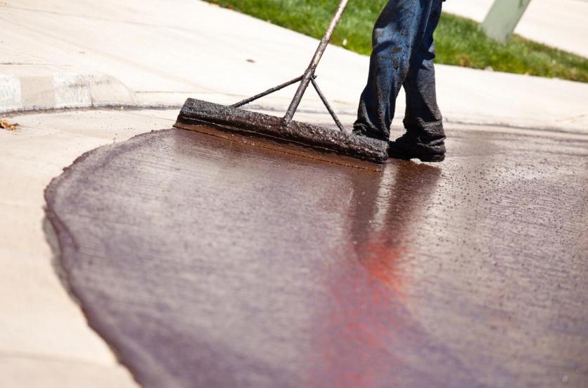 износостойкая краска для бетона