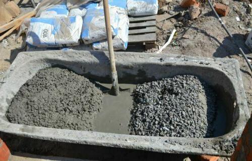 как готовится товарный бетон