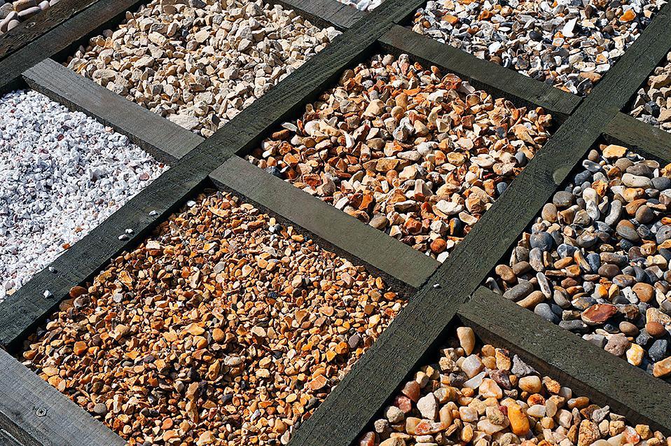 Известковый гравий в бетоне бетон доставка москва центр