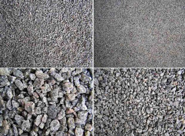 компоненты для приготовления тощего бетона