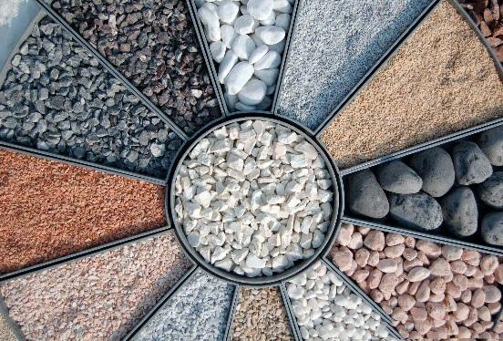 основные компоненты для бетона