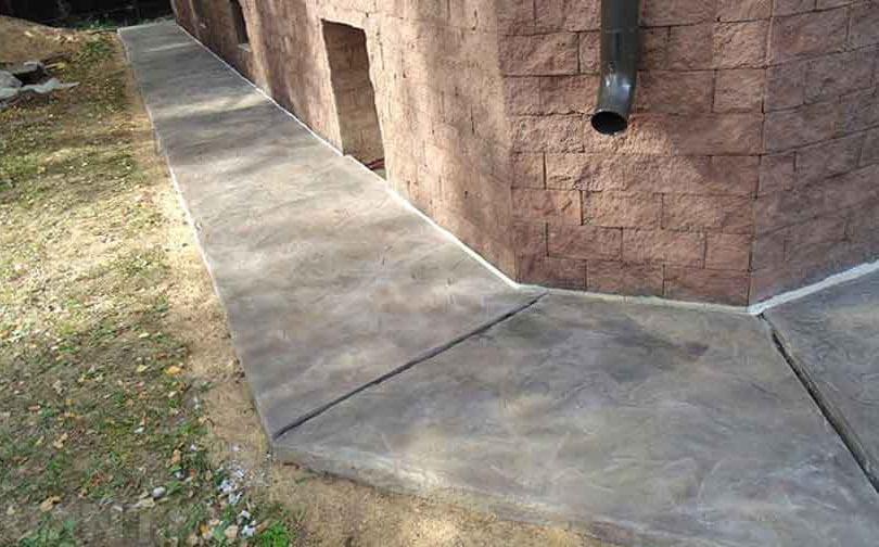Отмостки бетон оборудование для проверки прочности бетона купить