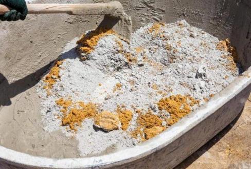 правила приготовления бетонной смеси