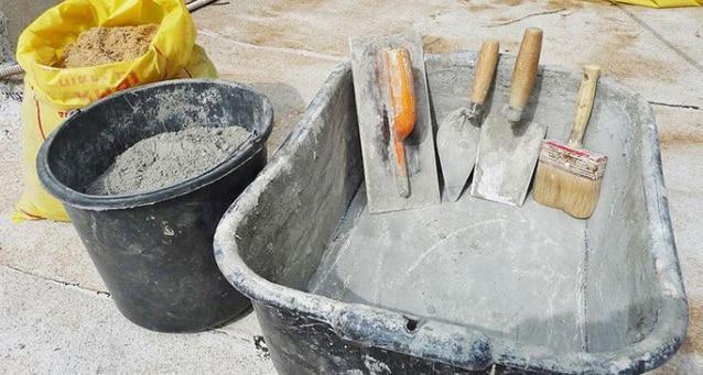 приготовление бетона своими руками в домашних условиях