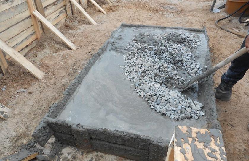 приготовление тощего бетона своими руками