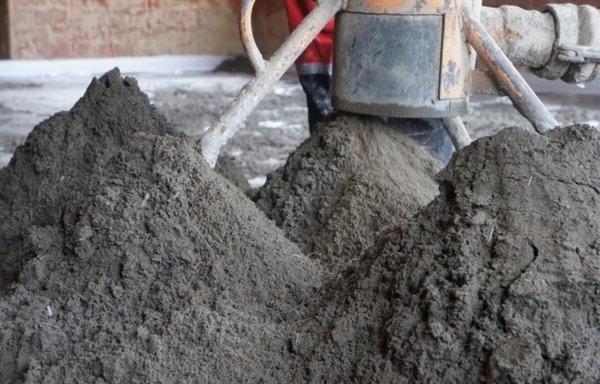 приготовление товарного бетона