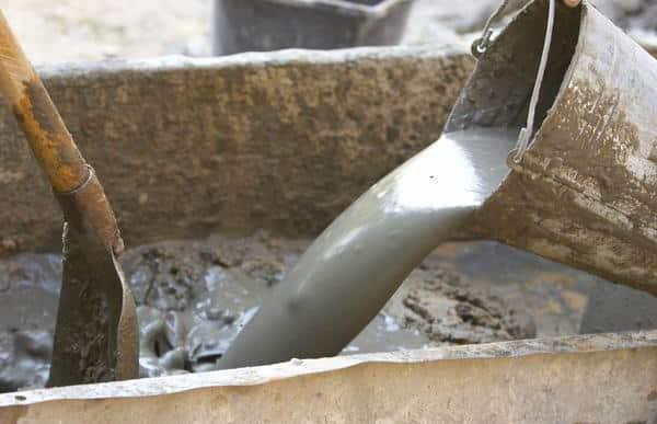 приготовление цементной смеси по правилам