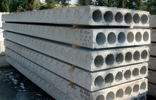 производство плит перекрытия