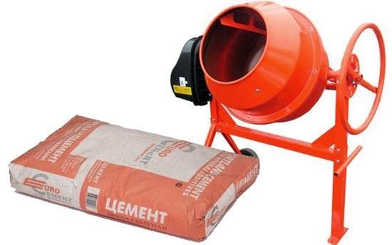 сколько бетона получается из 50 кг цемента