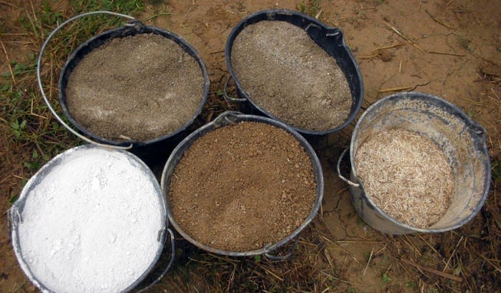 сколько цемента и песка надо для раствора