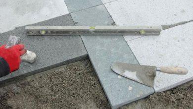 смесь для мощения тротуарной плитки