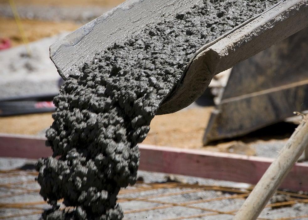 пластичность бетона