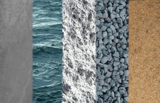 состав и пропорции тяжелого бетона