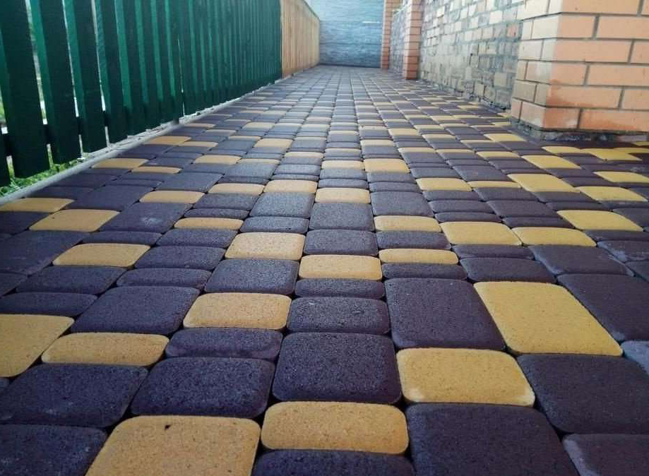 тротуарная плитка брусчатка характеристики