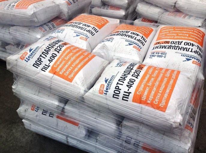 хранения цементного раствора