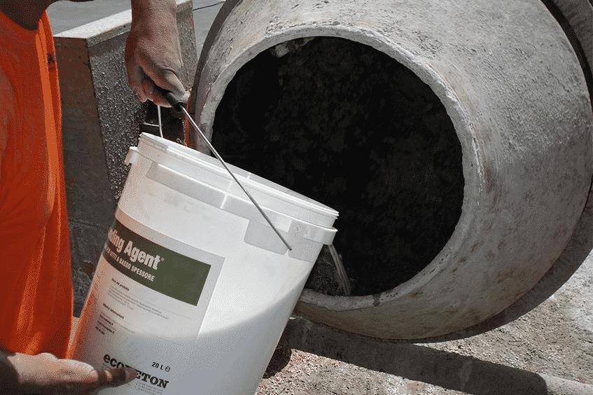 добавки для бетонного раствора