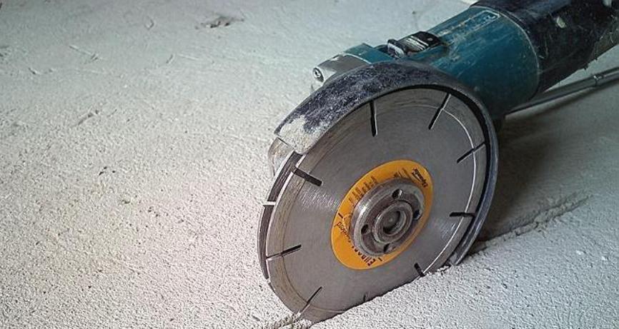 алмазный диск для резки бетона