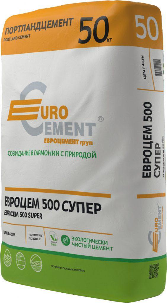 евроцемент м500