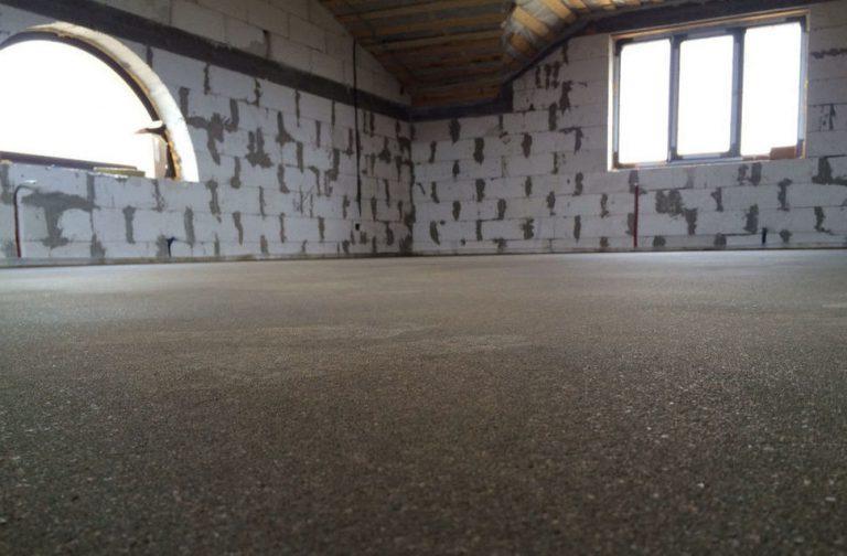 Пропорции керамзитобетона на стяжку пола перевести цементный раствор из м3 в кг