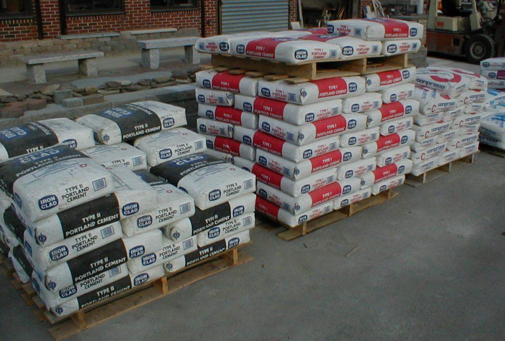 хранение и срок годности цемента м500