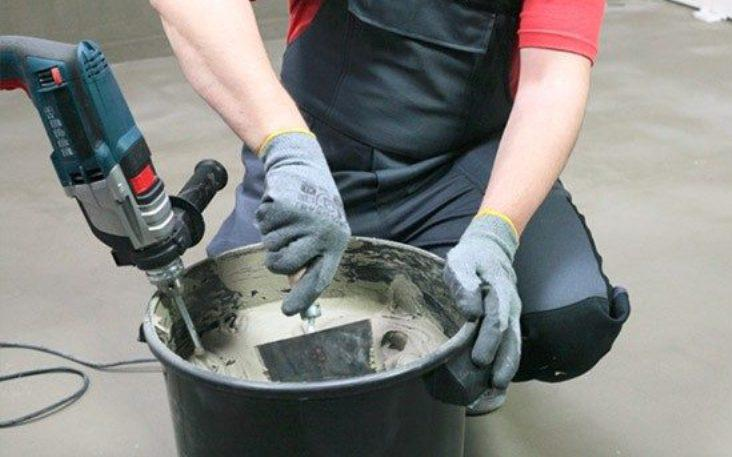 как правильно готовить цементно-известковый раствор