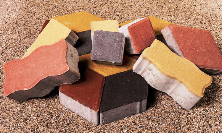 как правильно производить тротуарной плитку из самодельных форм