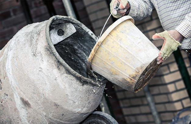 как приготовить бетон б15