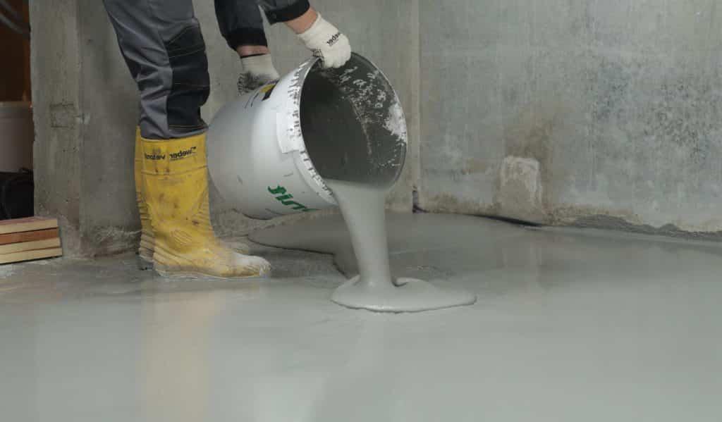 как приготовить цементное молочко и где использовать