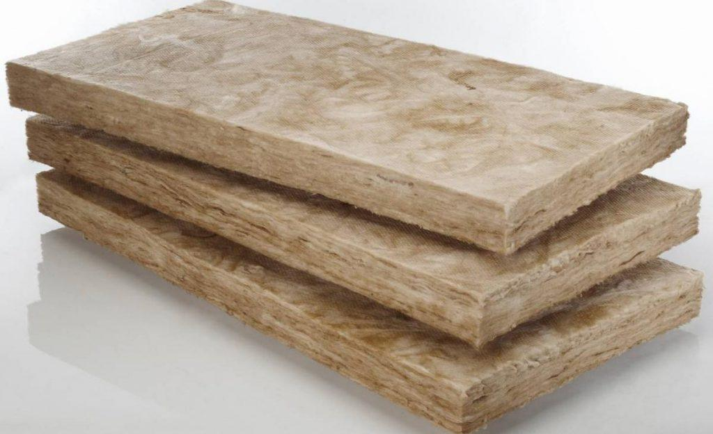 минеральная вата для утепления стен из газобетона