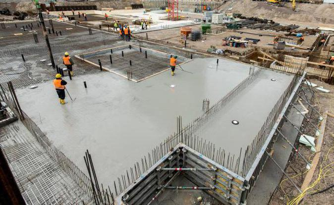отвердитель бетона для чего нужен