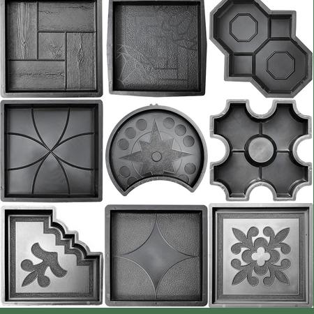 полиуретановые формы для производства тротуарной плитки своими руками