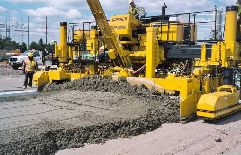 преимущества и недостатки бетонной дороги