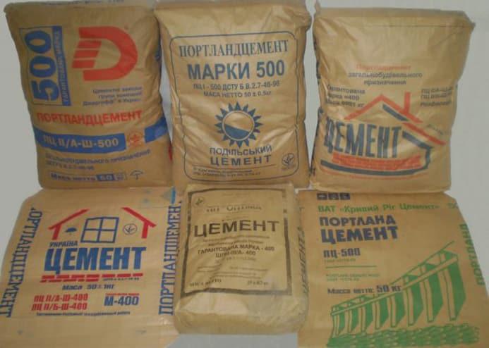 приготовление цементного молочка