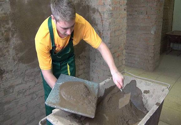 применение гидроизоляции на основе цемента