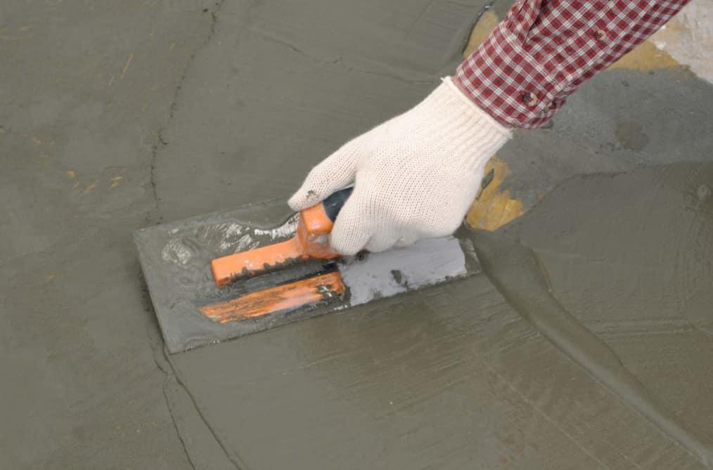 применение смеси песка и цемента