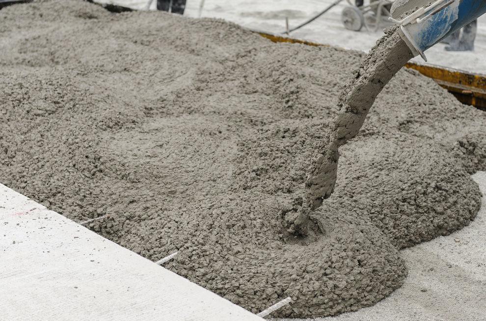 сферы применения бетона В15