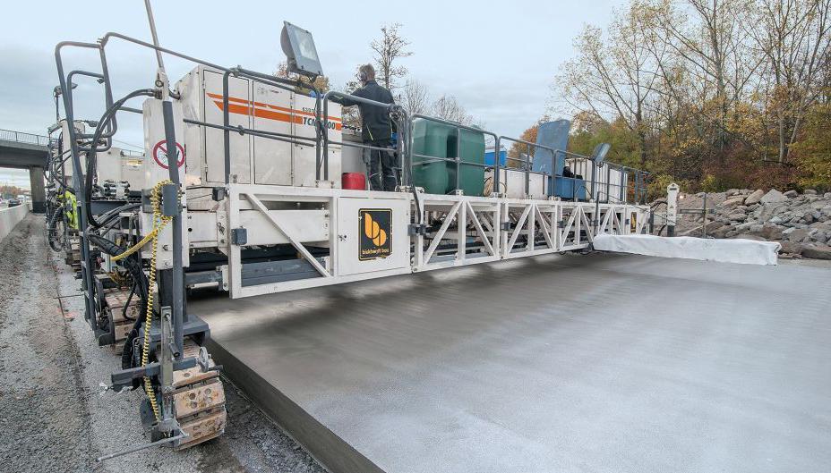 строительство бетонных дорог в германии