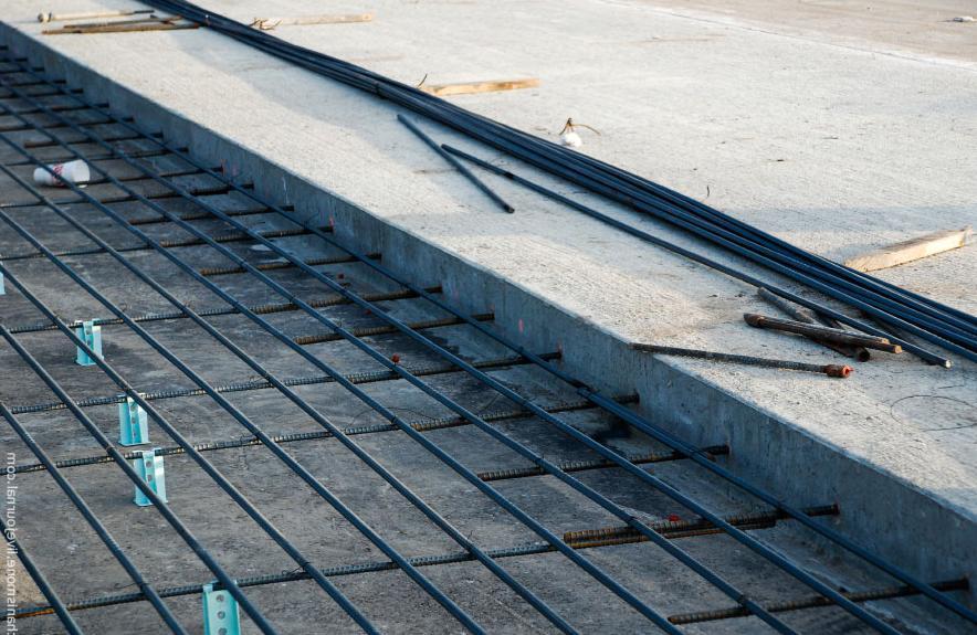 технология обустройства бетонной дороги