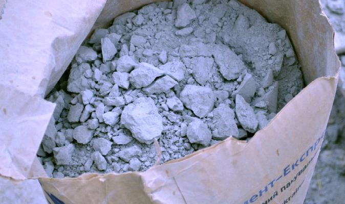 цемент напрягающий нц